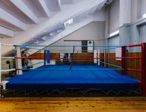 Προετοιμασία των αθλητών πυγμαχίας