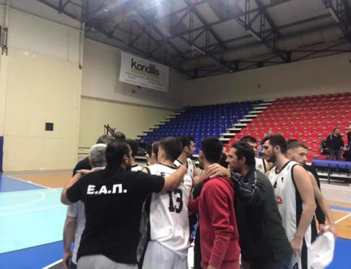 Η πρώτη ήττα του πρωταθλήματος της Α1 ΕΣΚΑ-Η