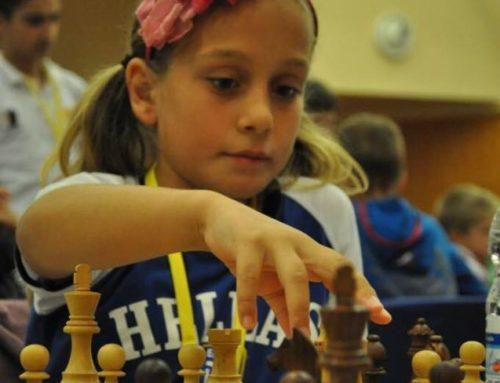 Σκάκι: Η Γεωργία Χριστοδούλου στην πιο καθοριστική της παρτίδα!