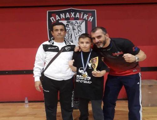 H πυγμαχία της ΕΑΠ στο… μέλλον!- Νίκες για τους μικρούς αθλητές