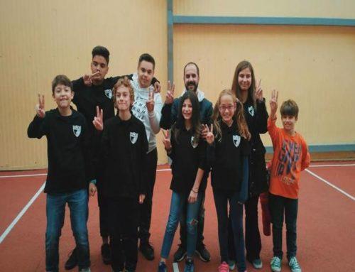 Oι κυρίαρχοι της σκακιέρας- Η ομάδα της ΕΑΠ Πρωταθλήτρια 2018